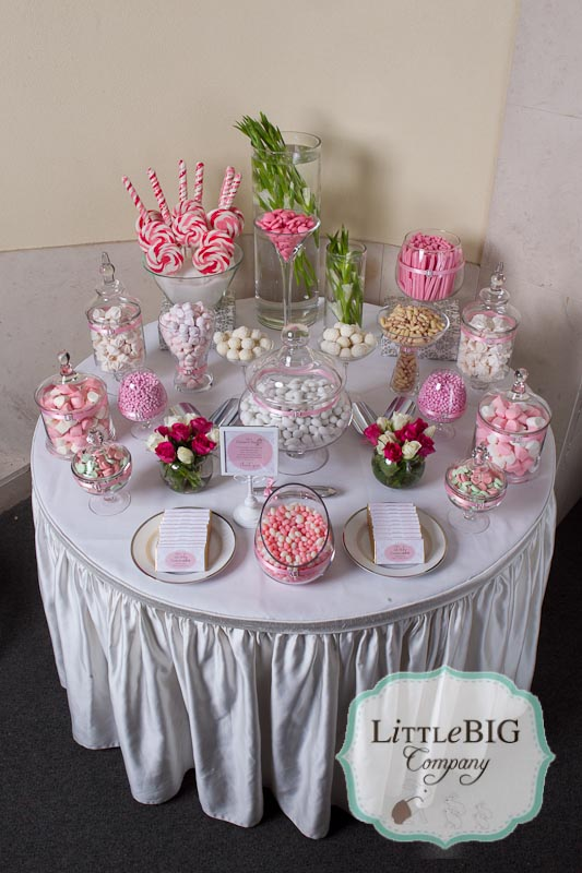 Little Big Company The Blog Beautiful Pink Candy Buffet