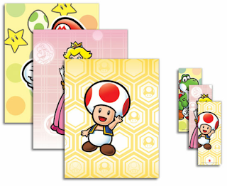 club nintendo folder reward