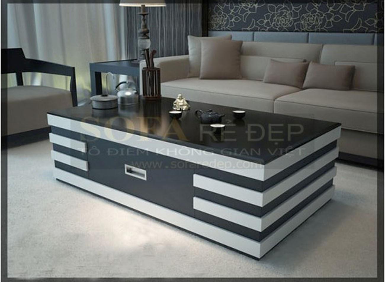 Bàn sofa gỗ BS053