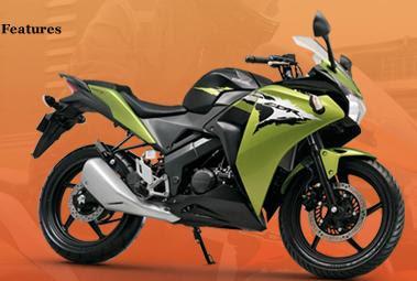 New 2012 Honda CBR150R