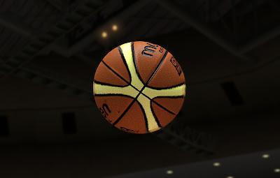 NBA 2K13 Molten Ball FIBA Asia 2013