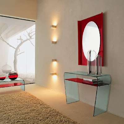 Espelhos Sala - Cores e Formas