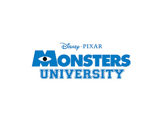 Monsters University 2013 Movie Logo HD Wallpaper