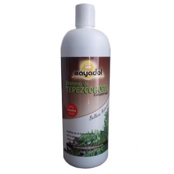 SHAMPOO DE TEPEZCOHUITE $160 PESOS DE 250 ML
