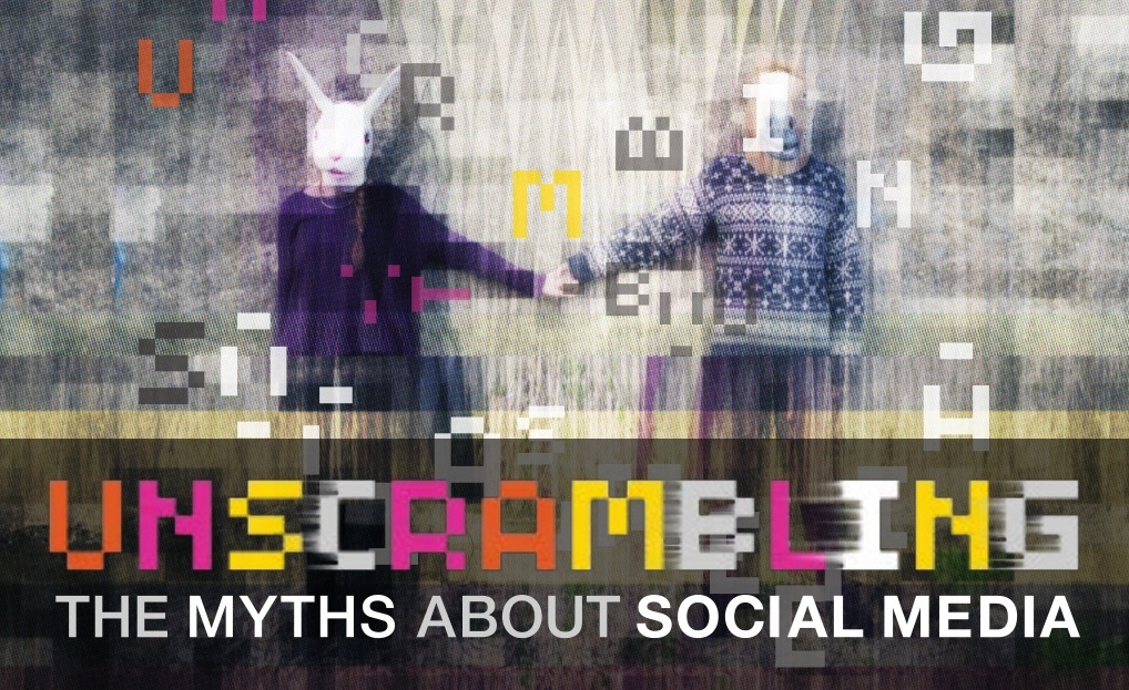 Unscrambling the Myths about #SocialMedia - #infographic
