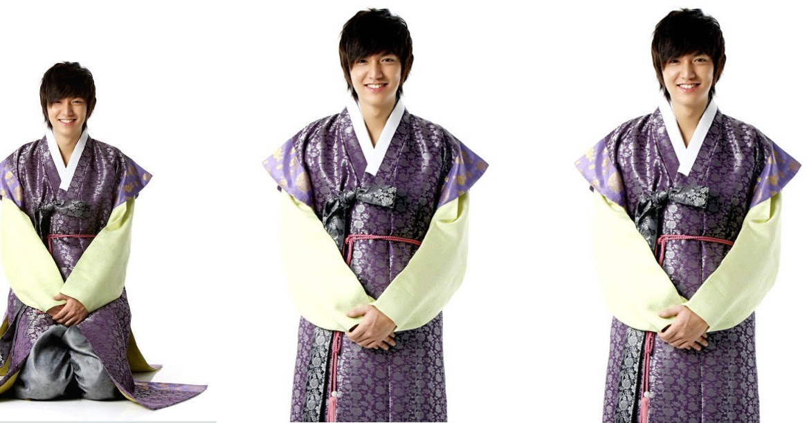 Drama Korea Jho 저 ( 나는 당신을 사랑합니다 ): Pakaian Tradisional