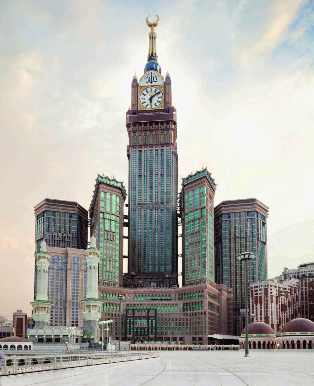 grand zamzam hotel makkah. Black Bedroom Furniture Sets. Home Design Ideas