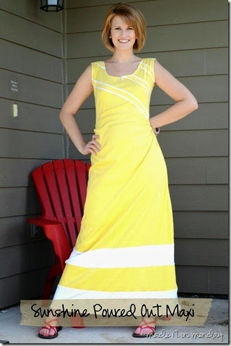 Free Tutorial for Maxi dress