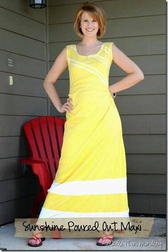 Free Tutorial for Maxi dress