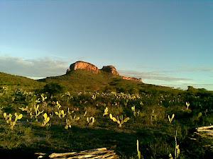 Visite Buíque (Povoado do Sobrado - Serra da Andorinha)