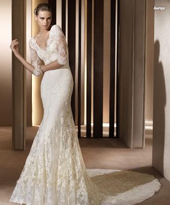 Elie Floor Wedding Dresses