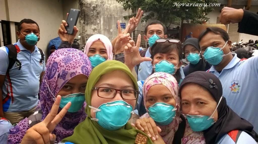 Kunjungan Rumah Sakit Hasan Sadikin Bandung