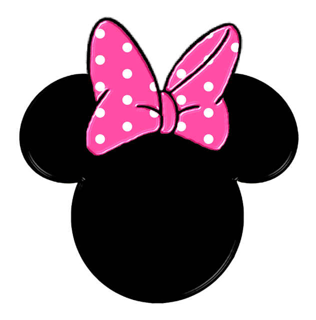 Minnie Heads and Bows, Free Printables.