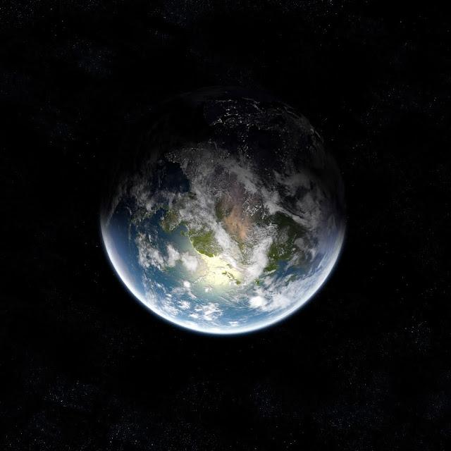 地球ってホンマ大事やねー。 かかみがはら航空宇宙科学博物館 ⑭