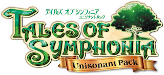 tales of symphonia chronicles logo Tales of Symphonia Chronicles (PS3)   Logo & Lloyd Character Trailer