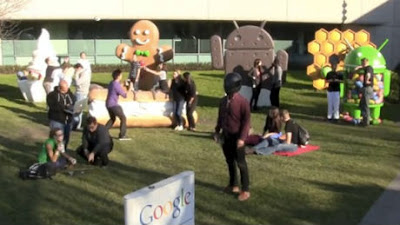google harlem shake video