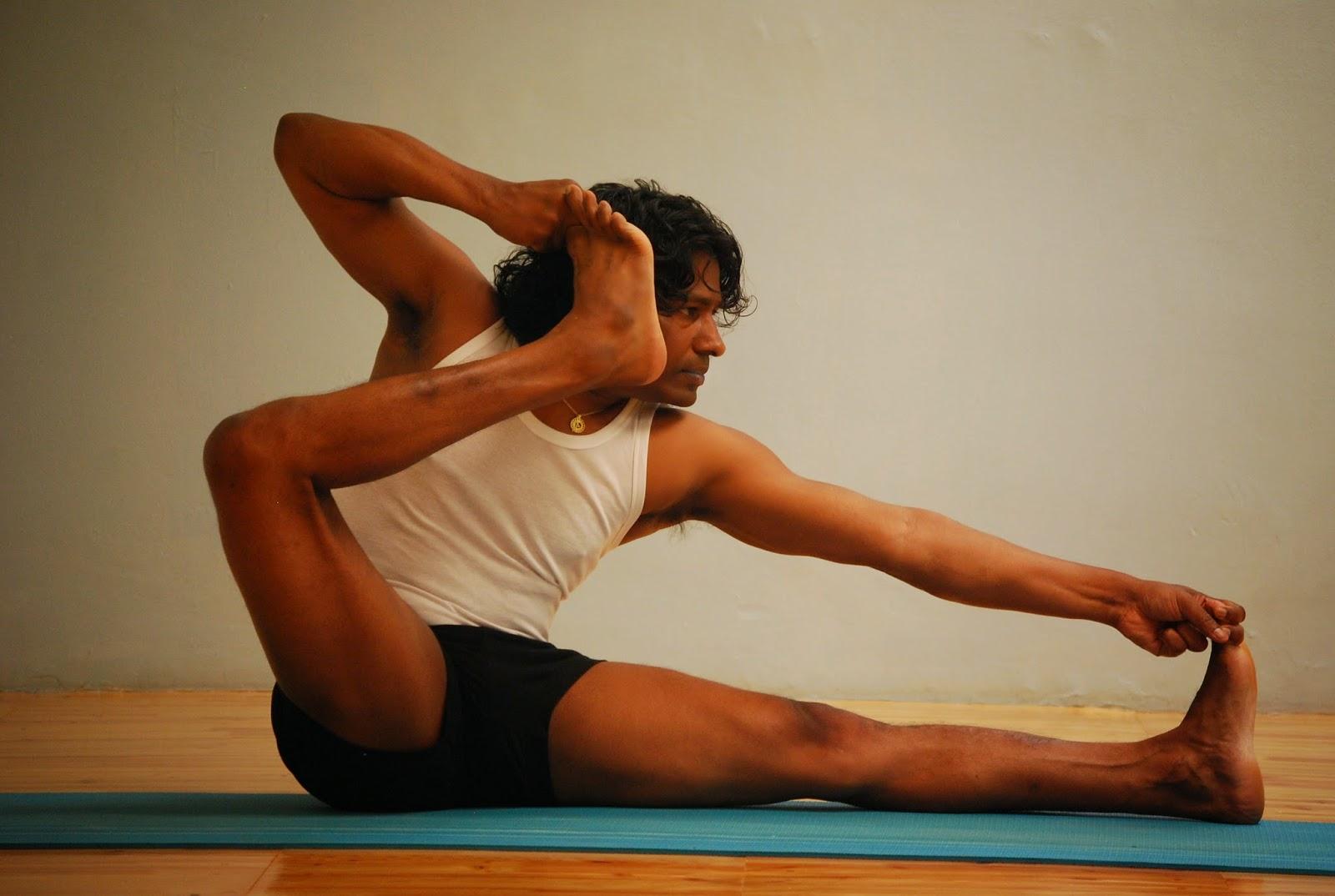 Five major benefits of yoga