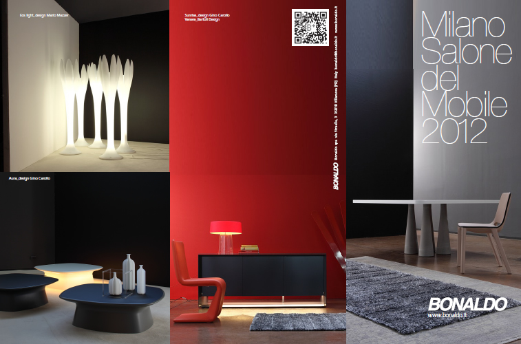 Bonaldo en el salon del mueble milan 2012 tienda de muebles de dise o en madrid - Muebles del salon ...