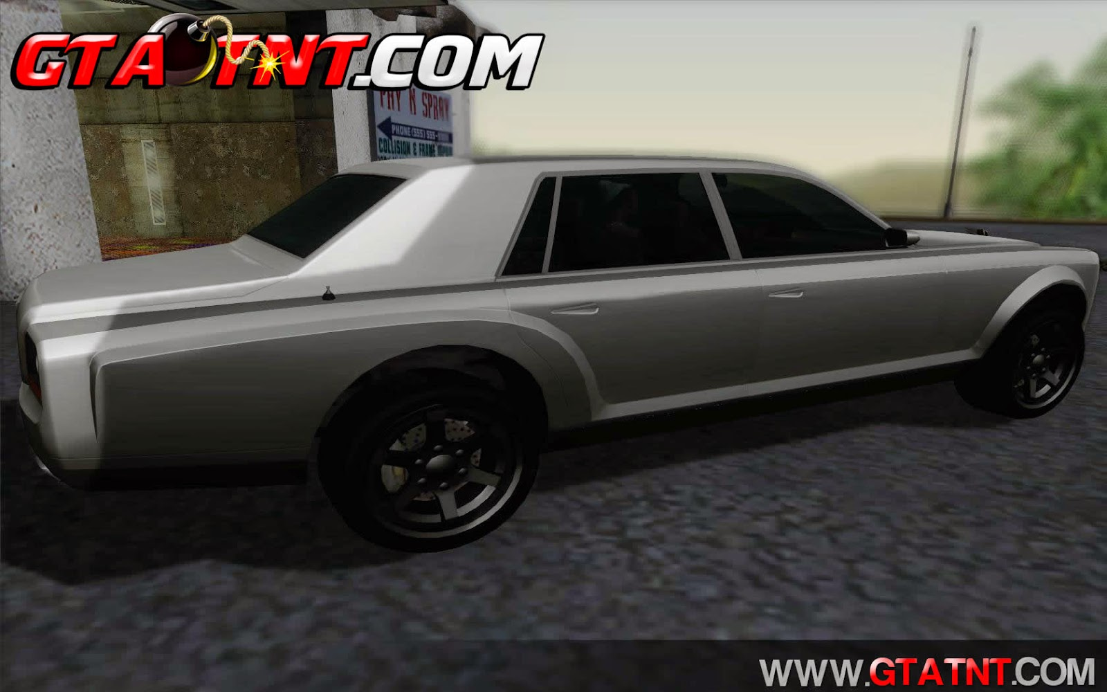 Enus Super Diamond Convertido do GTA V para GTA San Andreas