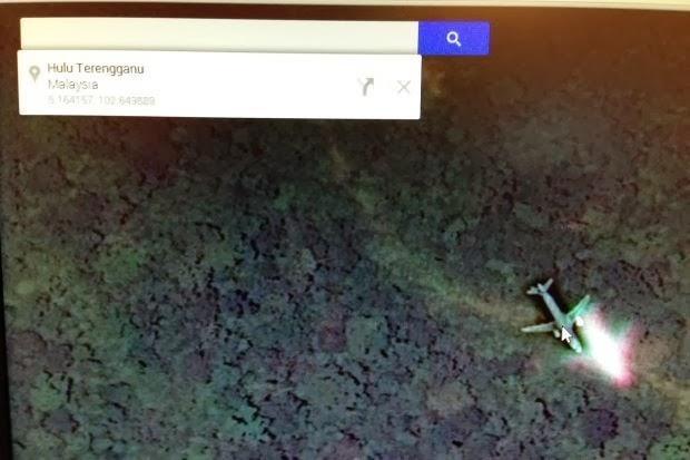 dan ingin menyumbang dalam pencarian pesawat MH370 yang hilang