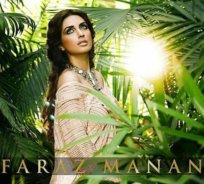 Faraz Manan Resort Collection 2014-2015