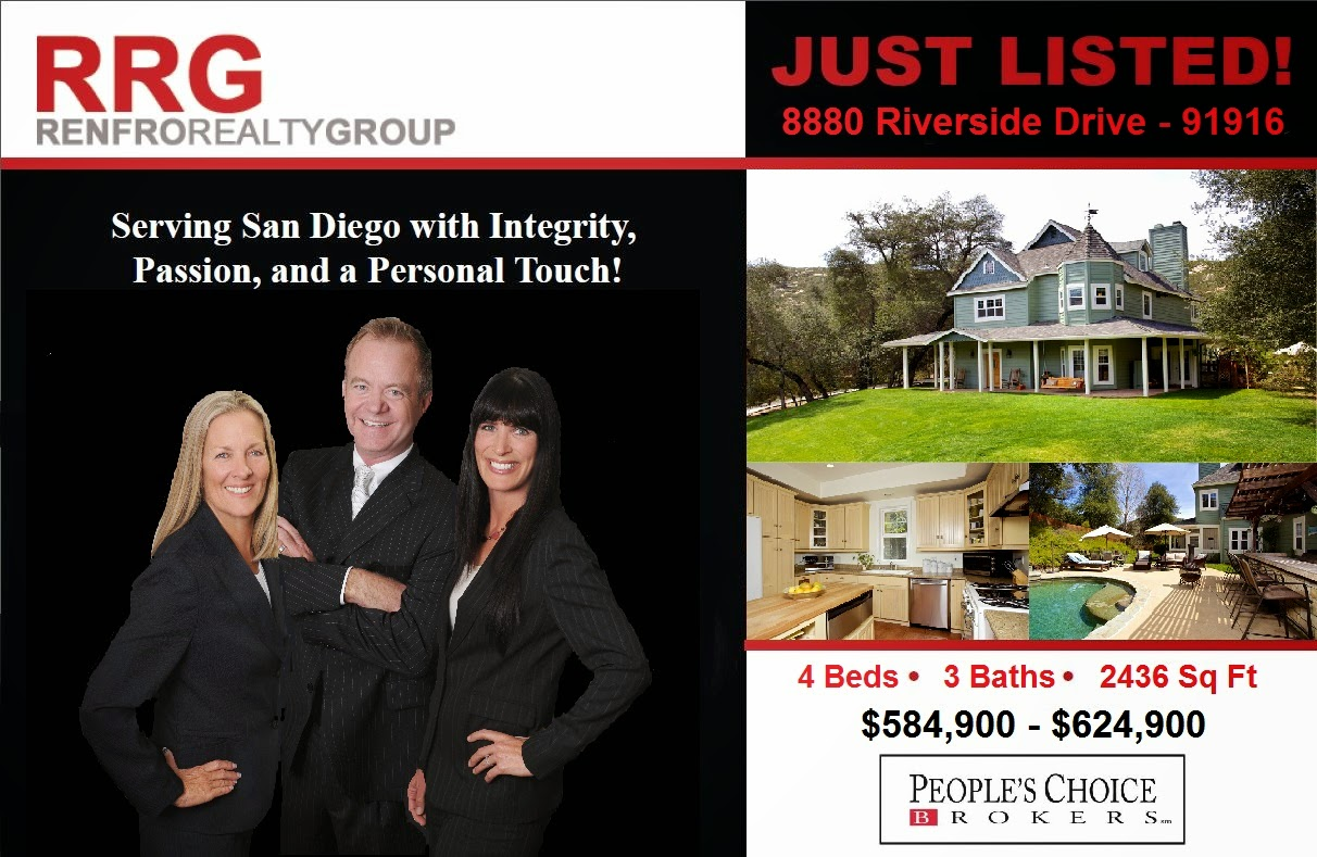 selling a home in san diego renfro realty group postcards are printed and sent to every single home in the surrounding subdivision to alert neighbors about our new listing home under contract