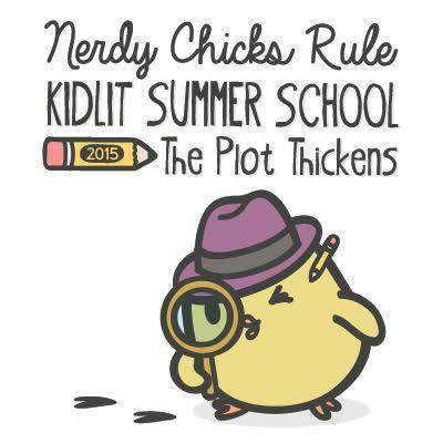#KidLitSummerSchool