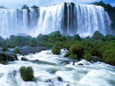 Hình nền về thác nước tuyệt đẹp