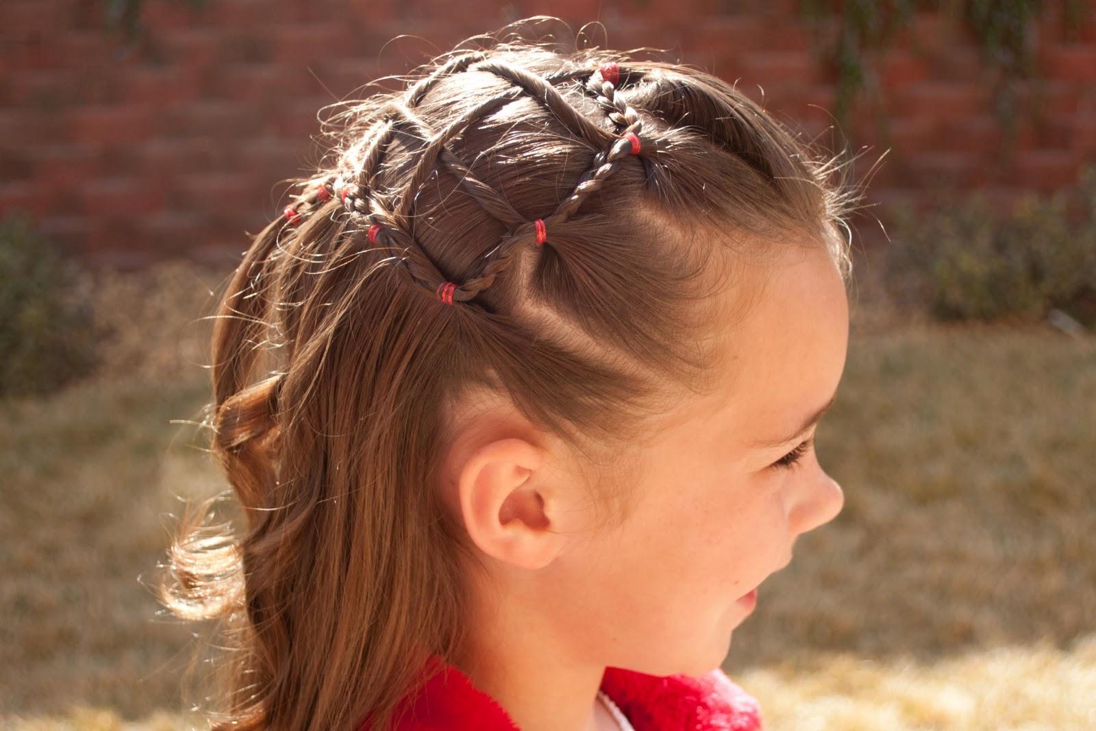Смотреть причёски для детей