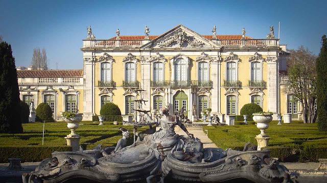 Palácio Real de Queluz, Sintra