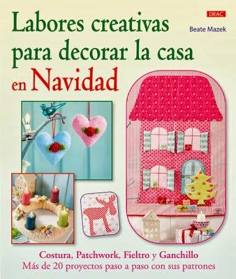Labores creativas para decorar la casa en - Decorar casas en navidad ...