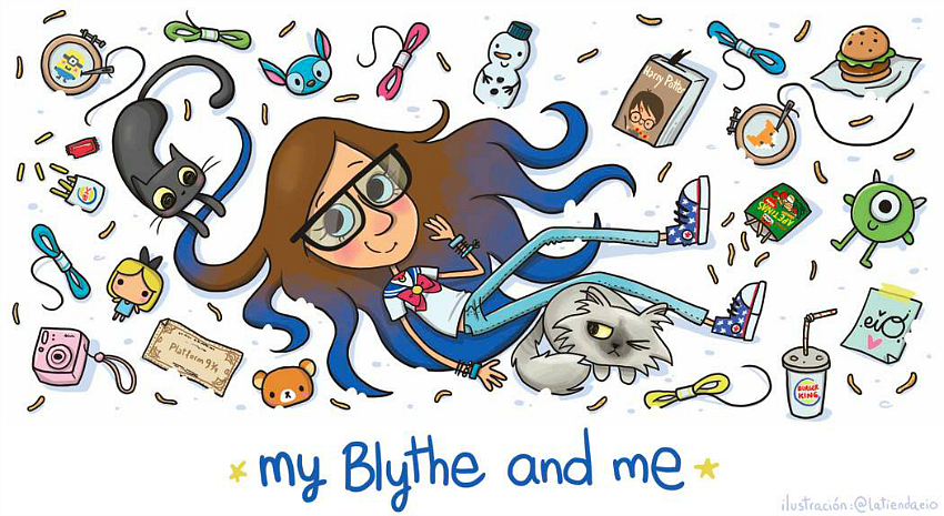 My blythe and me