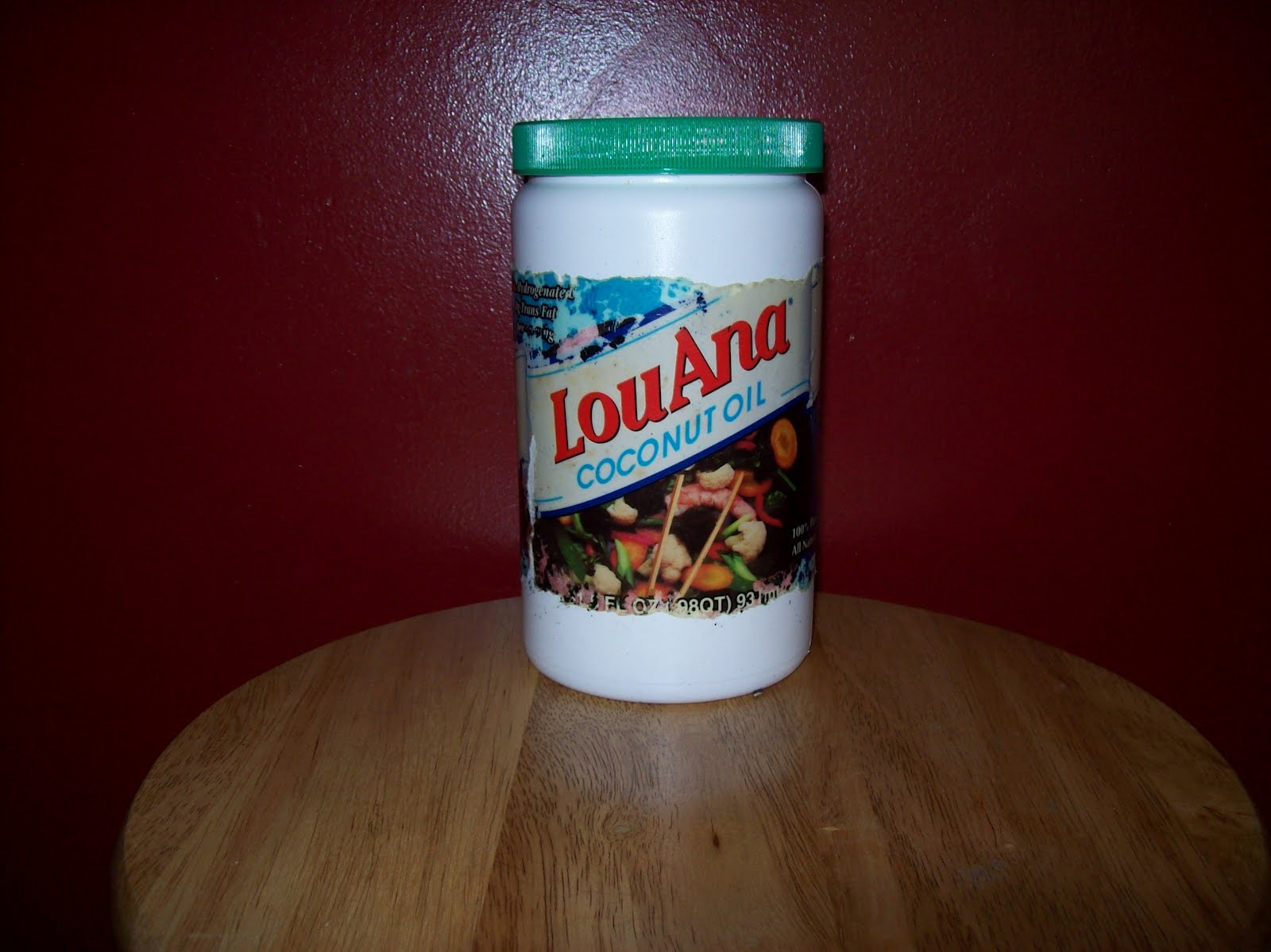 Louana Coconut Oil For Hair Our Family Blog...
