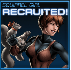 Squirrel Girl Covert Ops Task