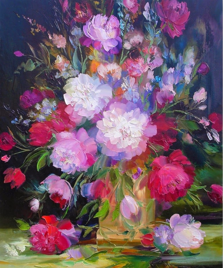 bodegon-de-flores-pintura-al-oleo