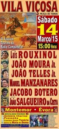 Vila Viçosa- 14 Março