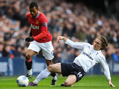 Tottenham Manchester Utd 1-3 highlights sky