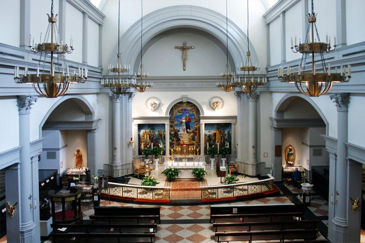 Restoring the Sacred