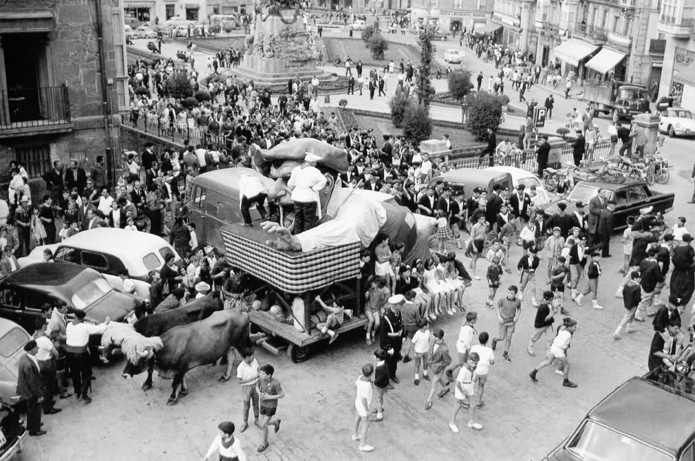 Vitoria insolita fotos antiguas de vitoria gasteiz 08 04 12 for Calle mateo de prado ourense