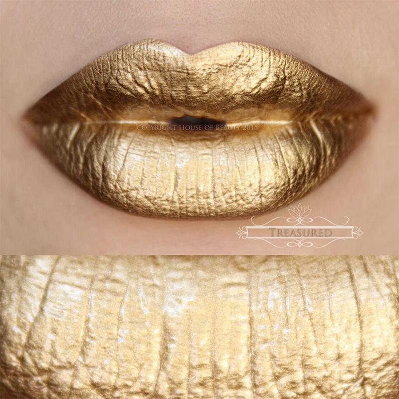 Gemily Barbon Beauty U0026 Makeup Matallic Makeup For Fall 2015