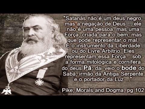 Pike, fundador del Ku Klux Klan y líder Iluminati, confesó su adoración por Lucifer