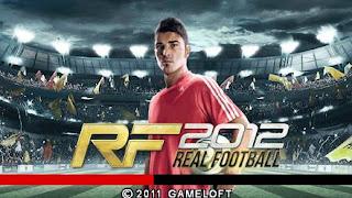 تحميل لعبة real football 2012 للموبايل والكمبيوتر Rf2012