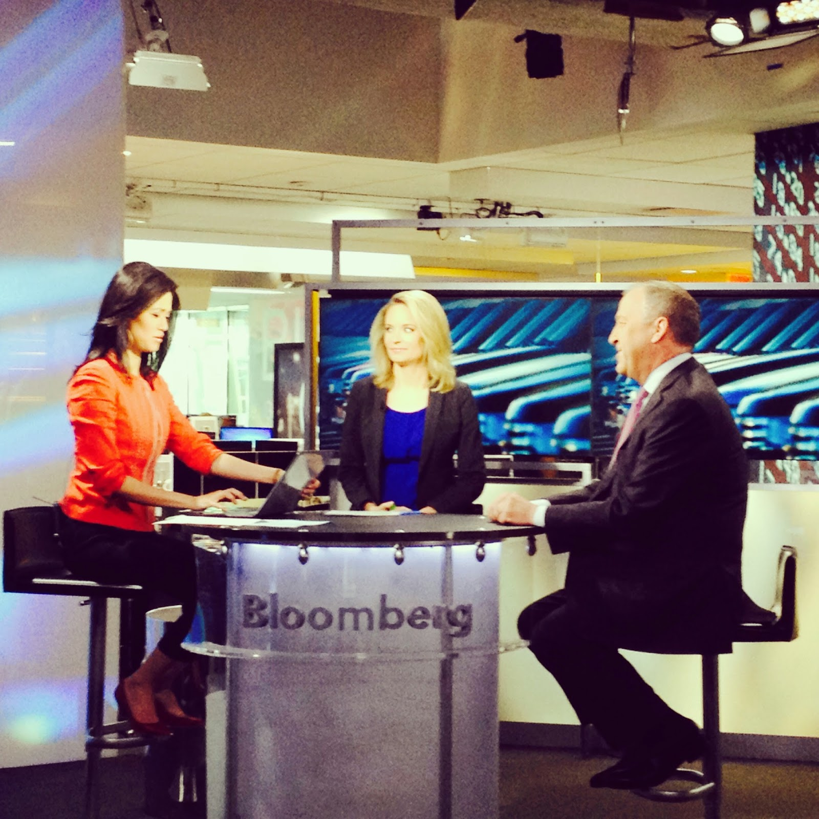 Westport CEO David Demers appears on Bloomberg TV
