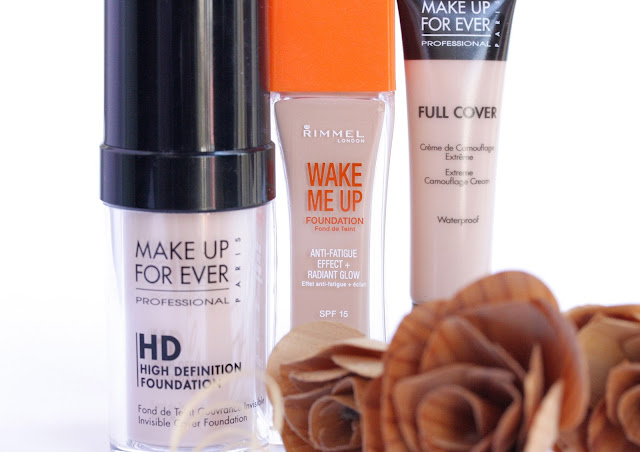 Beauty Haul MUFE and Rimmel