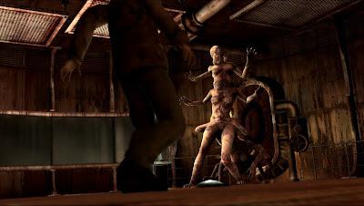 Silent Hill 5 Homecoming Screenshot 2
