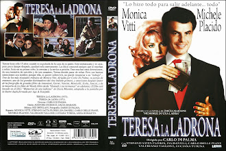 Carátula dvd: Teresa la ladrona (1973)