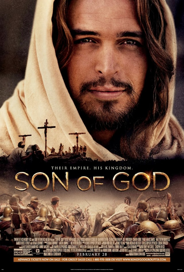 Son of God (Hijo de Dios) - Solo Full Películas