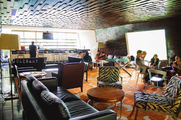 Magma Lounge Hilton Bandung