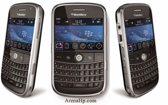 Spesifikasi Dan Harga Blackberry Bold 9000