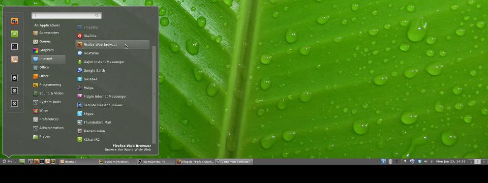 Instalar escritorio Cinnamon en Ubuntu 14.04 LTS, instalar cinnamon 2.2 en ubuntu 14.04